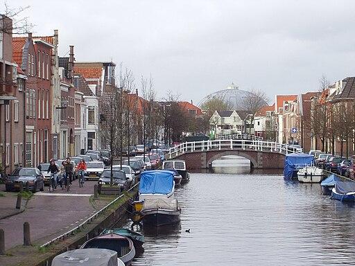 Burgwal Haarlem