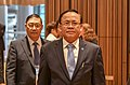 Burmese Foreign Minister Tin at ASEAN (42929670795).jpg