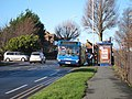 Bus stop on King's Drive - geograph.org.uk - 2784588.jpg