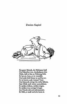 Gedicht wilhelm busch schule