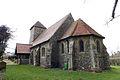 Bush End, Essex, England ~ St John Evangelist exterior ~ from southeast 02.jpg