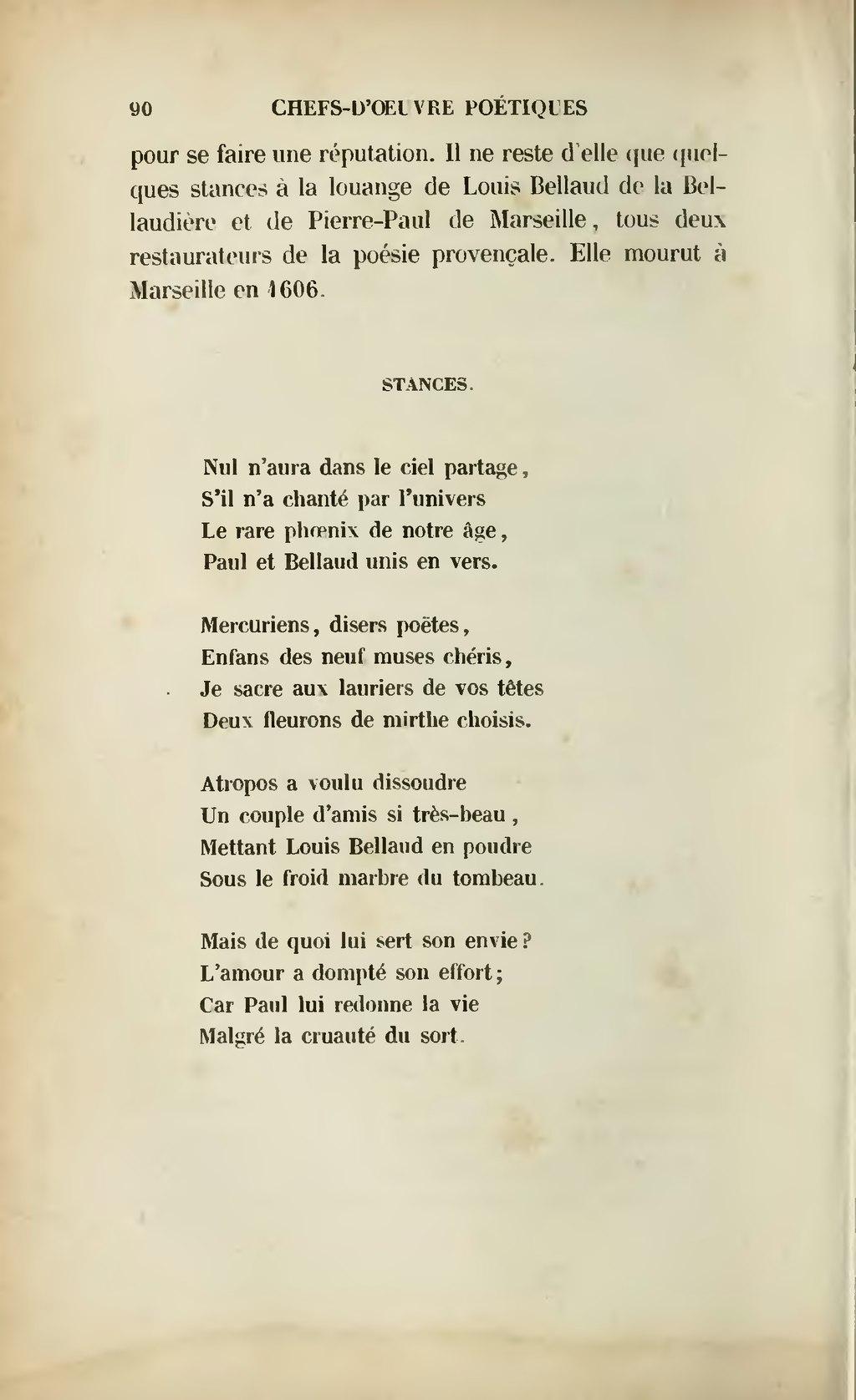 Pagebusoni Chefs Dœuvre Poétiques Des Dames Françaises