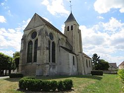 Église Saint-Martin de Bussy-Saint-Martin