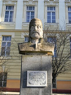 Bust Dimitrie Tichindeal la Arad.jpg