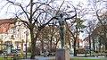 Bydgoszcz - Łuczniczka - rzeźba, w parku Jana Kochanowskiego . 2014 , 01, 07 - panoramio.jpg