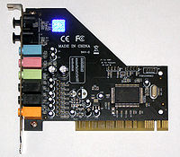 C-Media CMI8768 PCI Sound Card Drivers Windows 10