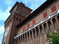 CASTELLO ESTENSE - dal Giardino degli Aranci.JPG