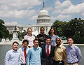 CBO interns, with Peter Orszag.jpg