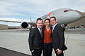CEOs with the 787 Dreamliner (10167540175).jpg