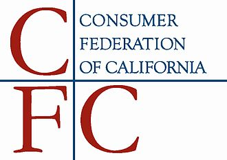 Consumer Federation of California - Image: CFC logo 1 (002)
