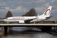 CN-RNM - B737 - Royal Air Maroc