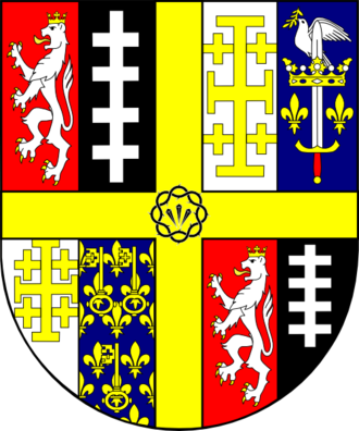 Louis-Ernest Dubois - Image: COA cardinal FR Dubois Louis Ernest