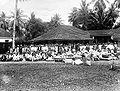 COLLECTIE TROPENMUSEUM Javaanse koelies keren na werkzaamheden op Sumatra verricht te hebben terug naar Java TMnr 10001443.jpg