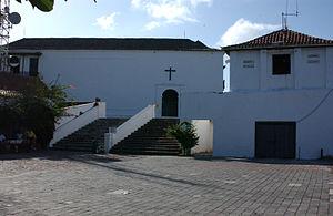Antonio José Amar y Borbón - The convent of La Popa in Cartagena, where Antonio José Amar y Borbón  was held prisoner