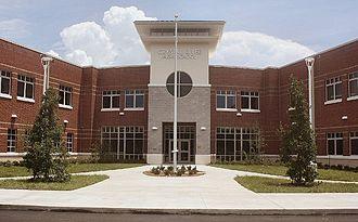Crystal River, Florida - Crystal River High School