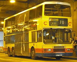 當局建議70全日由香港仔延長至華貴,以併入早上繁忙時段的70M,區外人的意見多數支持,作為香港仔居民的筆者卻有截然不同的看法。 (圖片:ATR50@Wikimedia)