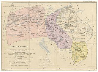 Ankara Vilayet - Image: CUINET(1890) 1.282 Ankara Vilayet