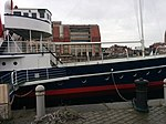 CWGC Princess Elizabeth Dunkerque October 2015 bridge.jpg