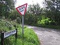 Cadian Road - geograph.org.uk - 244019.jpg