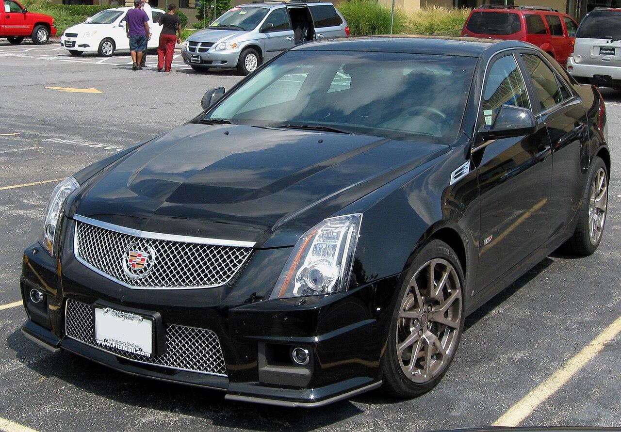 File Cadillac Cts V 1 08 25 2009 Jpg