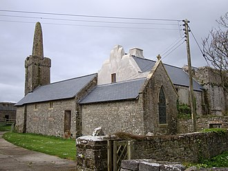 Caldey Island - Caldey Island Priory