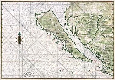 Island of California