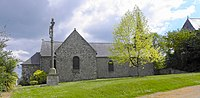 Calorguen (22) Église Saint-Hubert 01.JPG