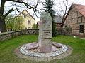Calvörde-Wegenstedt, Kriegerdenkmal 2WK, Bild 1.JPG
