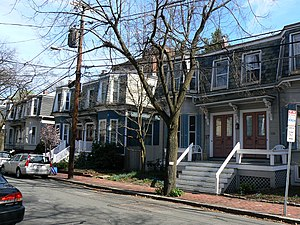 Bennink-Douglas Cottages - Image: Cambridge MA Bennink Douglas Cottages