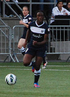 Tiffany Cameron Association footballer