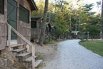 Camp Merrie-Woode - Camp Merrie-Woode Cabins