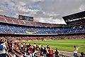 Camp Nou during La Liga match- FC Barcelona(2) - Athletic Bilbao(0) 09.jpg