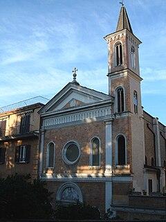 Resurrezione di Nostro Signore Gesù Cristo, Rome church building in Rome, Italy
