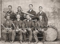 Canada. Almonte Brass Band, Ontario, 1870s.jpg