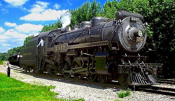 Canadian Pacific Railroad 2317