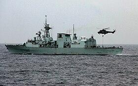 NCSM Calgary (FFH 335) — Wikipédia