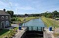 Canal de L'Est branche Nord, Chooz.JPG