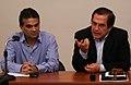 Canciller Patiño dialoga con sectores productivos del país (5389801553).jpg