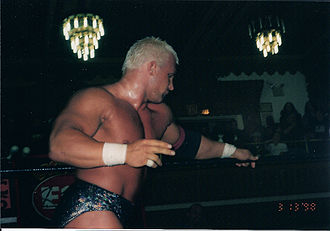Chris Candido - Candido in ECW in 1998