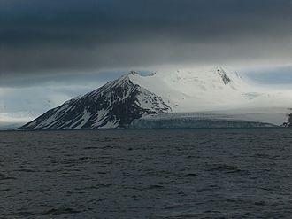 Elias Canetti - Canetti Peak, Antarctica, named after Elias Canetti