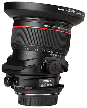 Image illustrative de l'article Canon TS-E 24mm L II