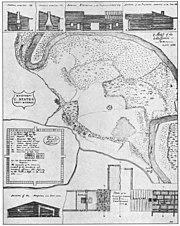 Cantonment Missouri Map