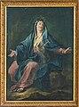 Cappella San Pasquale Bajlon of San Francesco della Vigna (Venice) - Addolorata by Antonio Vassilacchi.jpg