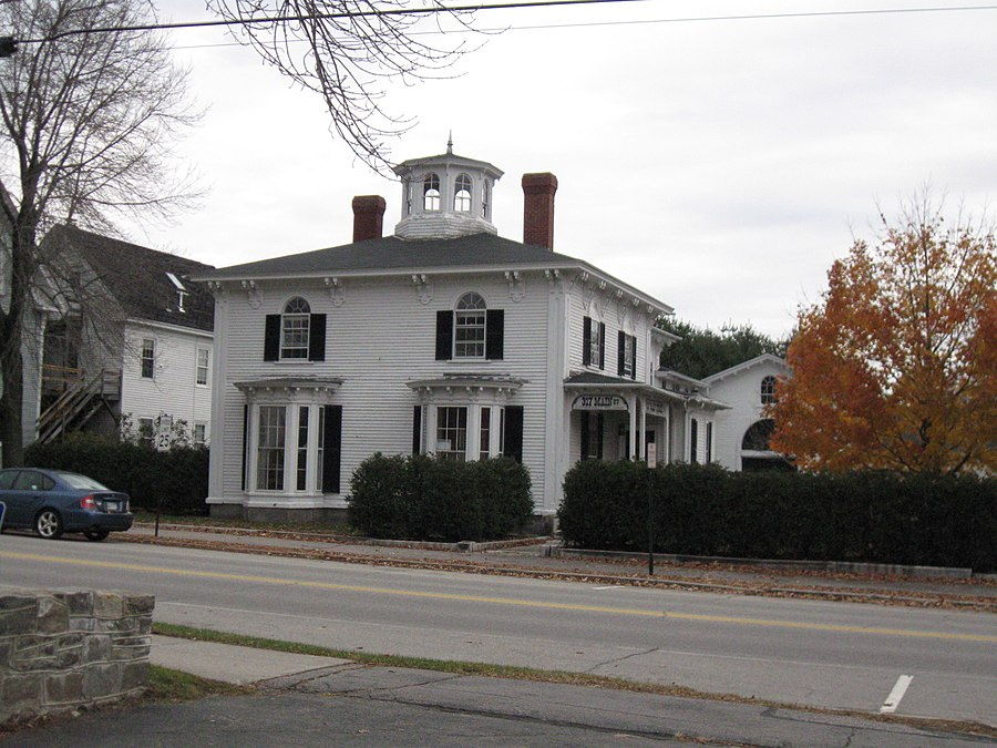 Capt. S. C. Blanchard House