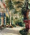 Carl Blechen - Das Innere des Palmenhauses - Google Art Project.jpg