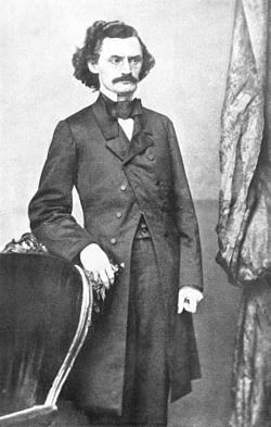 Carl Schurz (1861)