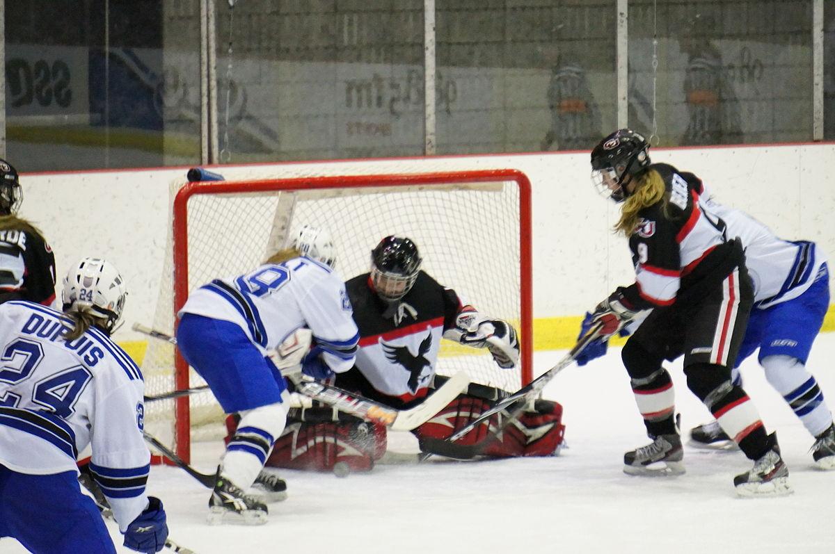 Carleton Ravens women's ice hockey - Wikipedia