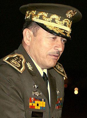 Ministry of Defence (Guatemala) - Aldana