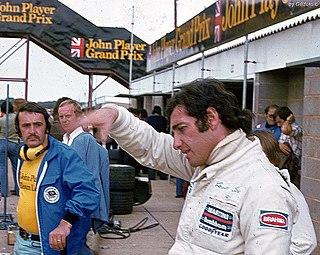 Carlos Pace racecar driver