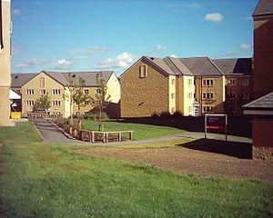 Cartmel College, Lancaster - Cartmel College – new site